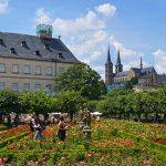 Bamberg, Rosengarten