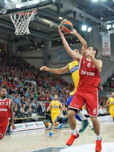 Euroleague: Brose Baskets vs. Maccabi Tel Aviv