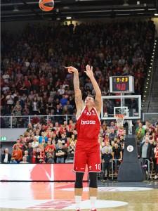 Euroleague: Brose Baskets vs. Maccabi Tel Aviv