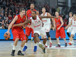Euroleague: Brose Baskets vs. ZSKA Moskau