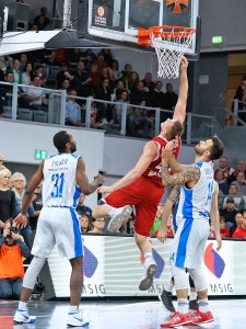 Euroleague: Brose Baskets vs. Dinamo Banco di Sardegna Sassari