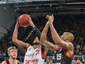 BBL: Brose Baskets vs. s.Oliver Baskets Würzburg