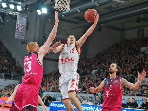 Beko BBL: Brose Baskets vs. Telekom Baskets Bonn