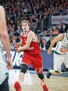 Euroleague Top16: Brose Baskets vs. Zalgiris Kaunas