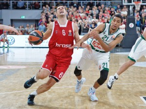 Euroleague Top16: Brose Baskets vs. Zalgiris Kaunas