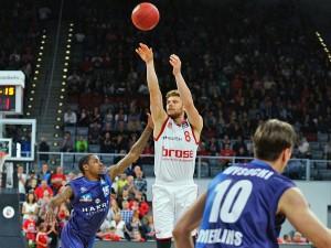Beko BBL: Brose Baskets vs. Crailsheim Merlins