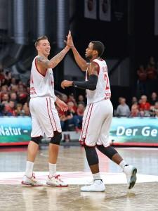 Beko BBL: Brose Baskets vs. Mitteldeutscher BC