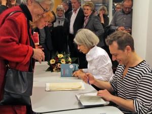 Literarischer Abend mit Donna Leon in Bamberg