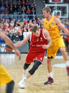 Euroleague Top16: Brose Baskets vs. FC Barcelona Lassa