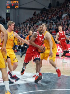 Euroleague Top16: Brose Baskets vs. FC Barcelona Lassa