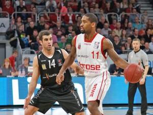 Beko BBL: Brose Baskets vs. Walter Tigers Tübingen