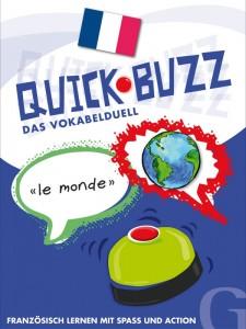 QUICK BUZZ – Das Vokabelduell - Französisch