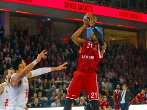 Euroleague Top16: Brose Baskets vs. Real Madrid