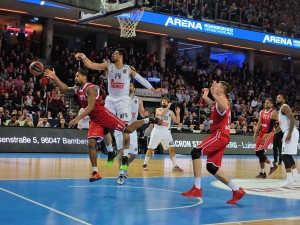 Euroleague Top16: Brose Baskets vs. Real Madrid