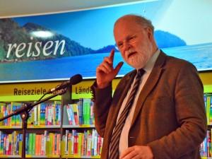 Autor Manfred Lütz über den Weg zum Glück