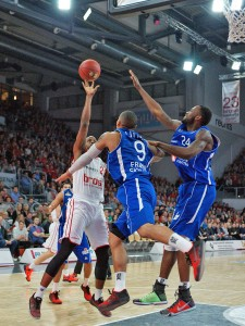 Beko BBL: Brose Baskets vs. Fraport Skyliners
