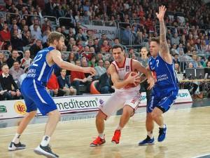 Beko BBL: Brose Baskets vs. Fraport Skyliners