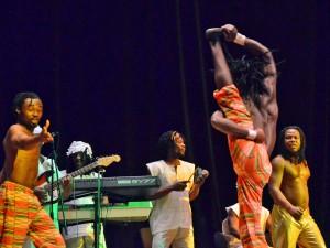 Jabula Africa - Tanzende Trommeln