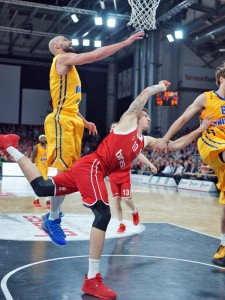 Euroleague Top16: Brose Baskets vs. Khimki Moskau Region