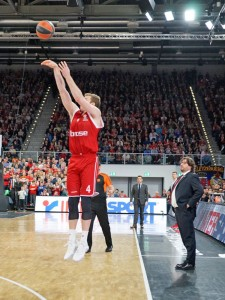 Euroleague Top16: Brose Baskets vs. ZSKA Moskau