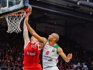 Euroleague Top16: Brose Baskets vs. Laboral Kutxa Vitoria Gasteiz