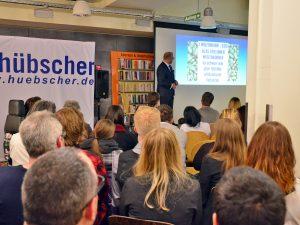 Buchpräsentation: Michael Ehlers über unser Datengefängnis