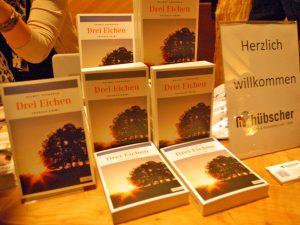 Helmut Vorndran stellt in der Hofschänke Gut Leimershof sein neuestes Werk vor