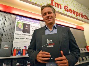 Der Bamberger Jazzkeller hat nun eine eigene Biografie