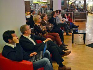 Tatort Internet live - Lesung mit Götz Schartner