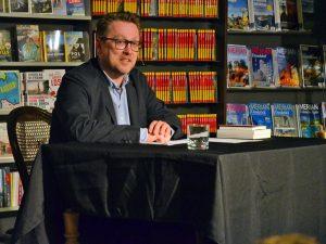 Jan Weilers Lesung über das Pubertier