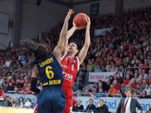 Beko BBL: Brose Baskets vs. Alba Berlin