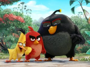Angry Birds - Der Film (3D)