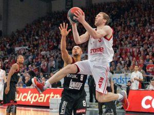 Playoffs 2016 - Viertelfinale 3: Brose Baskets vs. s.Oliver Baskets Würzburg