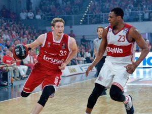 Playoffs 2016 - Halbfinale 1: Brose Baskets vs. FC Bayern München Basketball