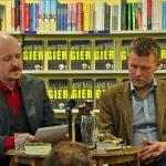 GIER - Arne Dahl im Buchhaus Hübscher