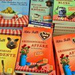 Die Autorin Rita Falk las im Buch und Medienhaus Hübscher aus ihrem neuen Roman Grießnockerlaffäre