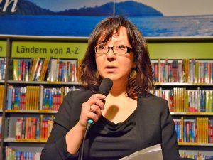 Lesung von Florian Henckel von Donnersmarck im Hübscher Buch und Medienhaus