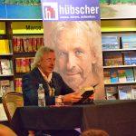 Entertainer Thomas Gottschalk zu Gast im Hübsch Buch & Medienhaus Bamberg