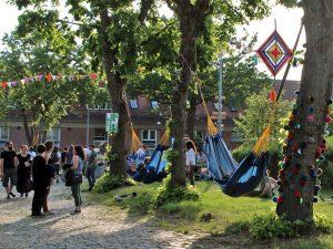 """""""kontakt - Das Kulturfestival"""" auf dem Gelände der Lagarde-Kaserne"""
