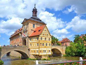 Bamberg mit hohen Zukunftschancen