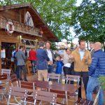 Eröffnung Bamberger Stadtstrand am Margaretendamm
