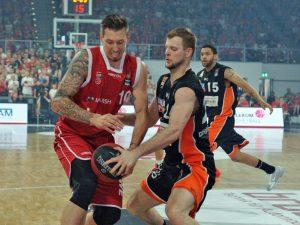 Playoffs 2016 - Finale 1: Brose Baskets vs. Ratiopharm Ulm