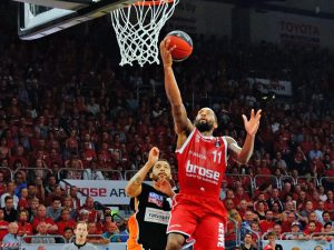 Playoffs 2016 - Finale 1: Brose Baskets vs. Ratiopharm Ulm