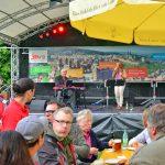 AOK-Familientage auf der Jahnwiese in Bamberg