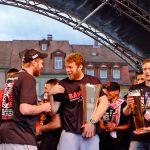 Brose Baskets: Meisterparty auf dem Maxplatz