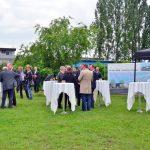 Spatenstich für neues BMW-Autohaus an Berliner Ring
