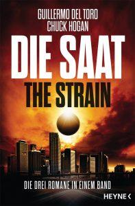 Guillermo del Toro, Chuck Hogan; Die Saat - The Strain