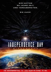 Independence Day: Wiederkehr