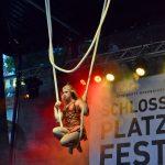 """""""Umsonst und draußen"""" - Schlossplatzfest Coburg 2016"""