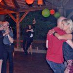 Open Air Tango Argentino Lampionball